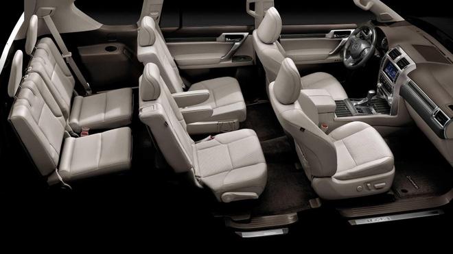 Lexus GX 2020 lo dien, luoi tan nhiet sieu lon, tang kha nang off-road hinh anh 9