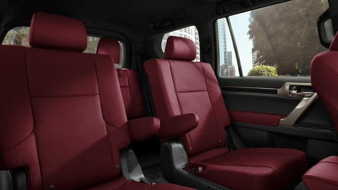 Lexus GX 2020 lo dien, luoi tan nhiet sieu lon, tang kha nang off-road hinh anh 4