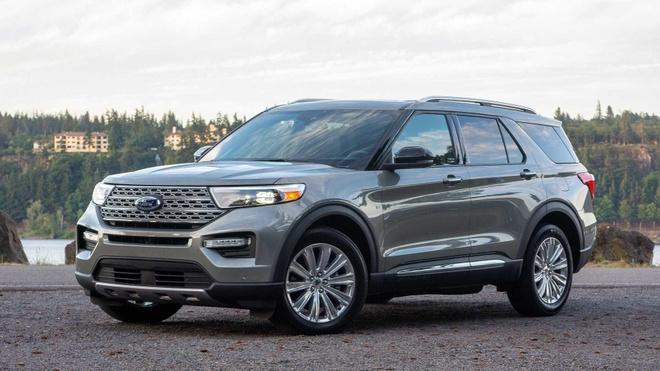 Lái thử Ford Explorer 2020: Thêm sức mạnh nhưng còn không ít hạn ...