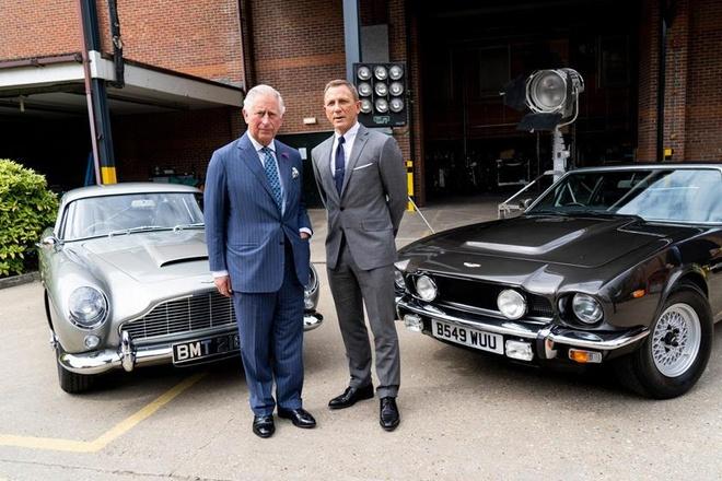 Ba sieu xe Aston Martin se co mat trong 'bom tan' 007 moi hinh anh 9