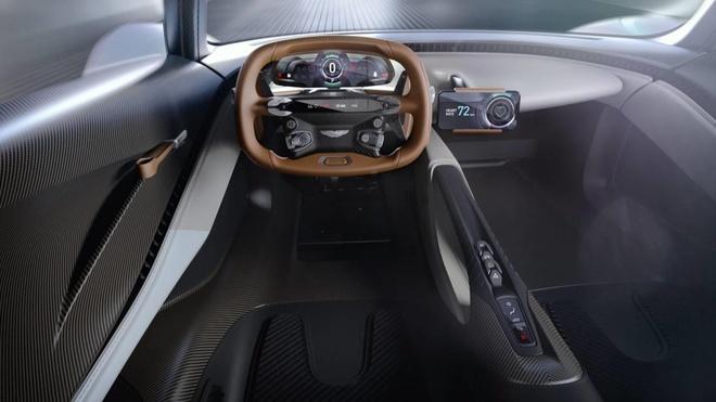 Ba sieu xe Aston Martin se co mat trong 'bom tan' 007 moi hinh anh 5
