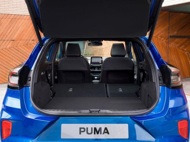 Crossover co nho Ford Puma ra mat, anh em cua Fiesta va EcoSport hinh anh 11