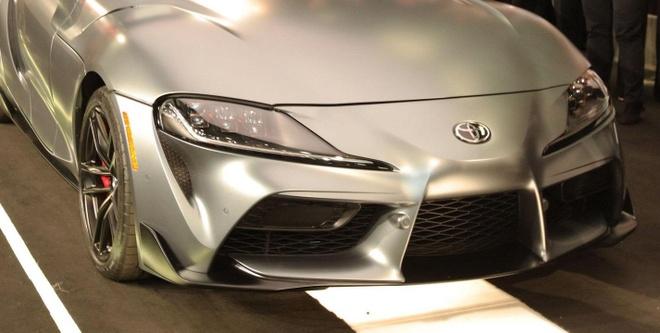 Toyota Supra 2020 dau tien toi tay khach hang anh 5