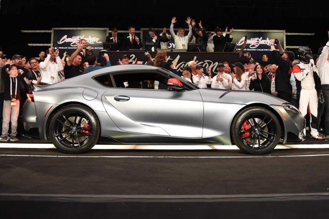 Toyota Supra 2020 dau tien toi tay khach hang anh 3