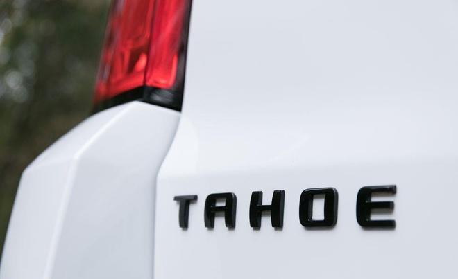 Gia tu 50.000 USD, Chevrolet Tahoe 2021 canh tranh voi Land Cruiser hinh anh 2
