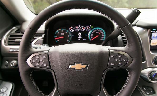 Gia tu 50.000 USD, Chevrolet Tahoe 2021 canh tranh voi Land Cruiser hinh anh 6
