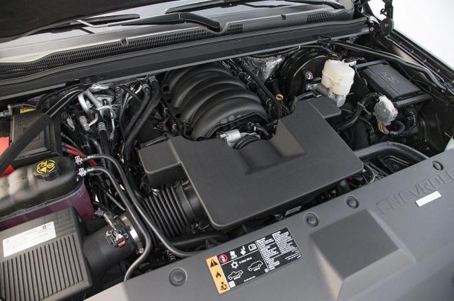Gia tu 50.000 USD, Chevrolet Tahoe 2021 canh tranh voi Land Cruiser hinh anh 4