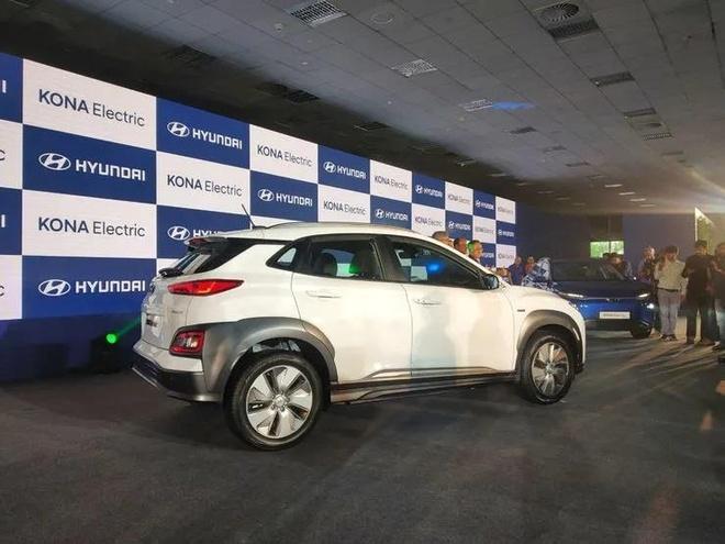 Hyundai Kona EV ra mat, thoi dai xe dien bat dau tai An Do? hinh anh 2