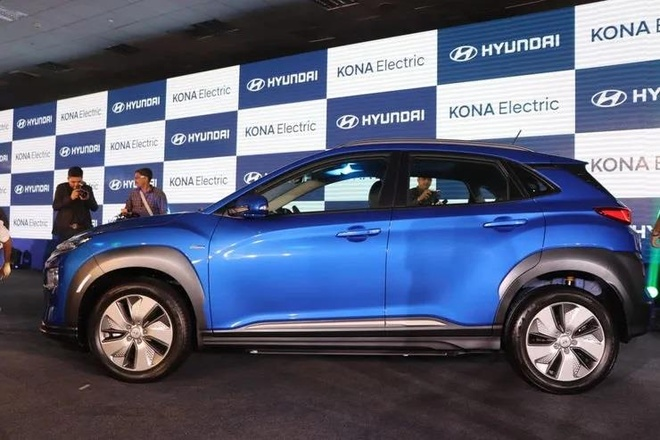 Hyundai Kona EV ra mat, thoi dai xe dien bat dau tai An Do? hinh anh 3