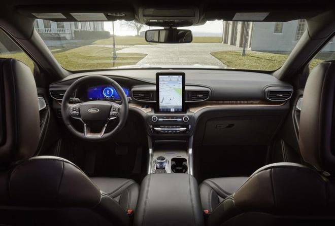 So gia cao, Ford khong dung khung gam nhom cho Explorer 2020 hinh anh 6