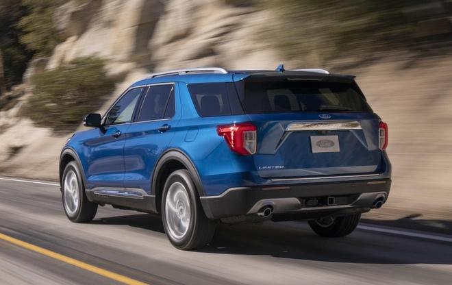 So gia cao, Ford khong dung khung gam nhom cho Explorer 2020 hinh anh 8