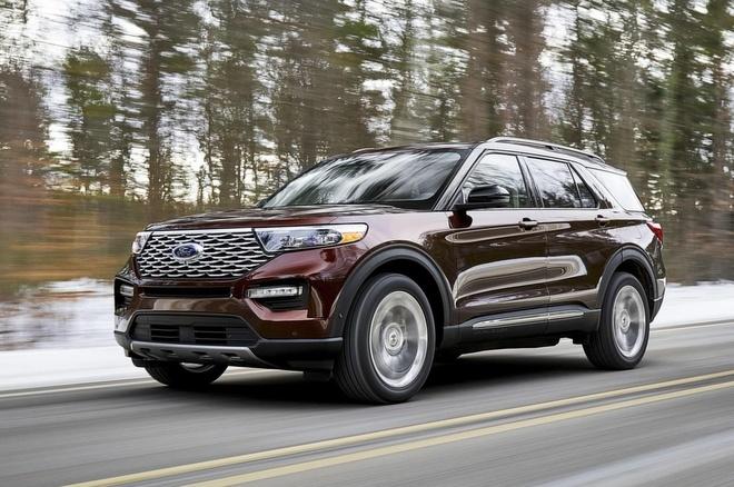 So gia cao, Ford khong dung khung gam nhom cho Explorer 2020 hinh anh 5