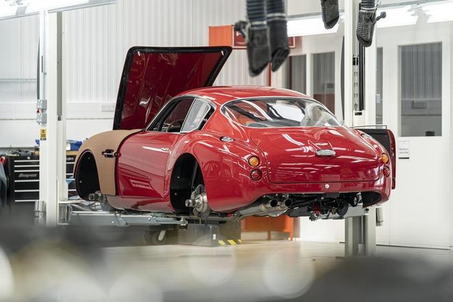 bat dau san xuat sieu xe dat nhat cua Aston Martin anh 3