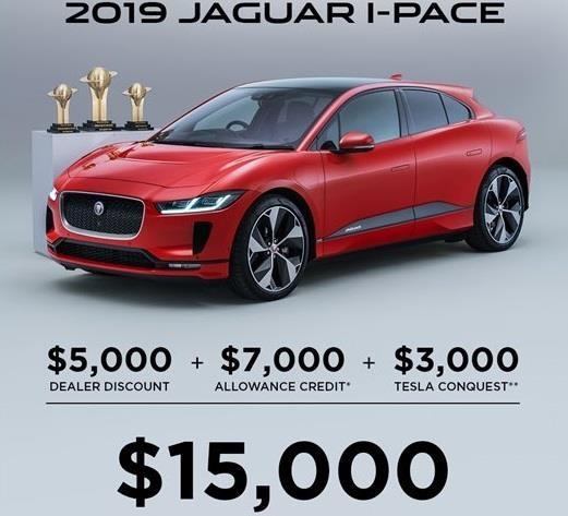 Jaguar thuong 3.000 USD cho khach hang chiu tu bo xe Tesla hinh anh 2