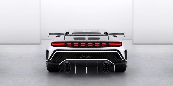Bugatti ra mat sieu xe Centodieci anh 6