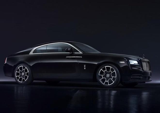 Sieu SUV Rolls-Royce Cullinan se co ban 'ky si bong dem' hinh anh 1