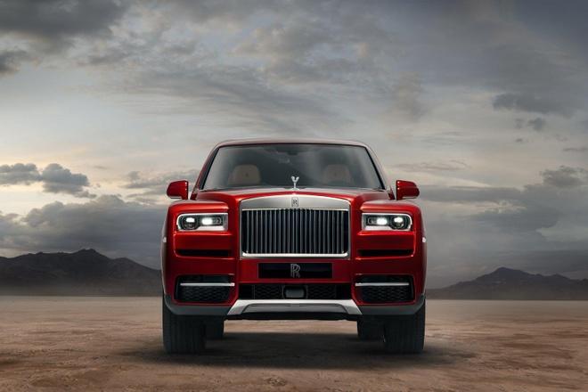 Sieu SUV Rolls-Royce Cullinan se co ban 'ky si bong dem' hinh anh 3