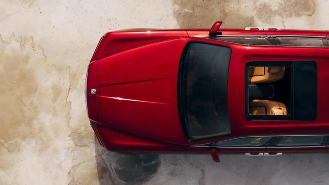 Sieu SUV Rolls-Royce Cullinan se co ban 'ky si bong dem' hinh anh 5