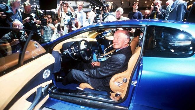 Nguoi bien Volkswagen thanh 'ga khong lo' vua qua doi o tuoi 82 hinh anh 1