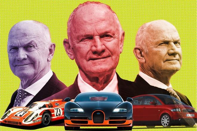 Nguoi bien Volkswagen thanh 'ga khong lo' vua qua doi o tuoi 82 hinh anh 2