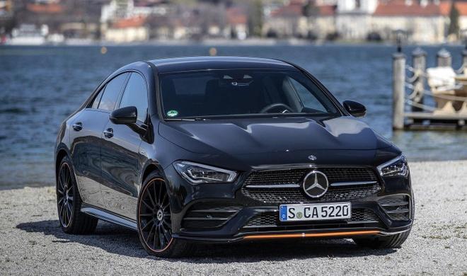 Mercedes CLA 2020 trinh lang, sang va rong hon doi cu hinh anh 1