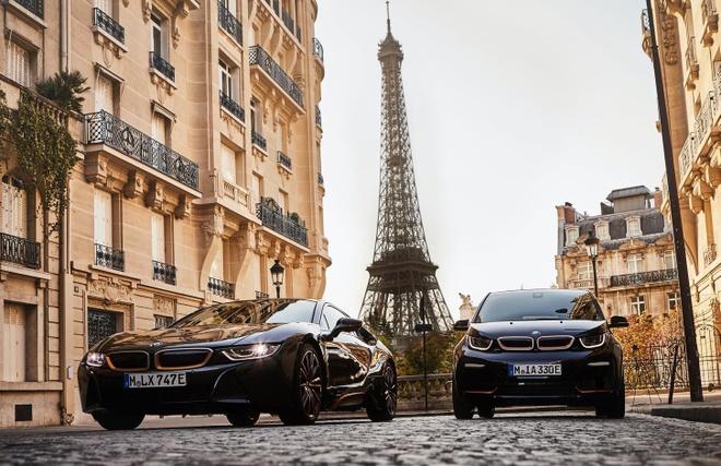 BMW ra ban dac biet i3 va i8 anh 1