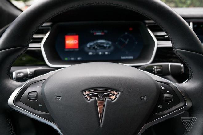 xe dien Tesla giam gia manh tai Trung Quoc anh 3