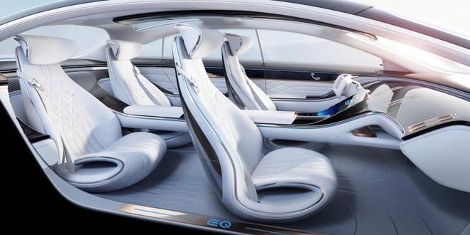 concept xe dien tuong lai Mercedes-Benz EQ anh 2