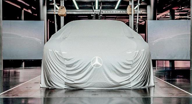 concept xe dien tuong lai Mercedes-Benz EQ anh 7