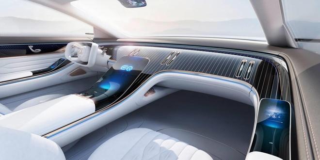 concept xe dien tuong lai Mercedes-Benz EQ anh 3