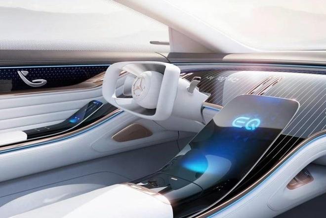 concept xe dien tuong lai Mercedes-Benz EQ anh 4