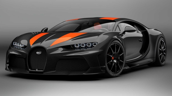 Bugatti Chiron Super Sport 300+ lo dien anh 2