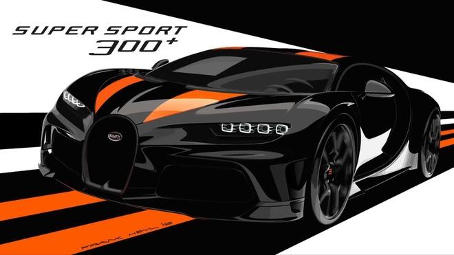 Bugatti Chiron Super Sport 300+ lo dien anh 6