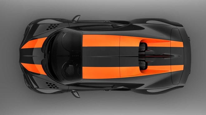 Bugatti Chiron Super Sport 300+ lo dien anh 1
