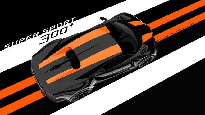 Bugatti Chiron Super Sport 300+ lo dien anh 5