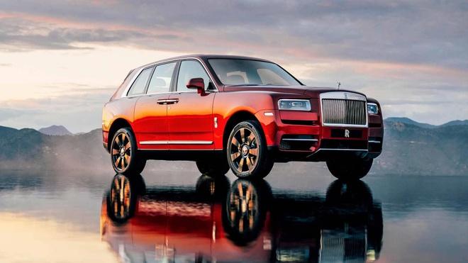 trieu hoi Rolls-Royce Cullinan anh 1
