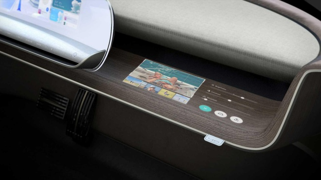 Hyundai trinh dien concept xe dien tuong lai, lay cam hung tu qua khu hinh anh 9