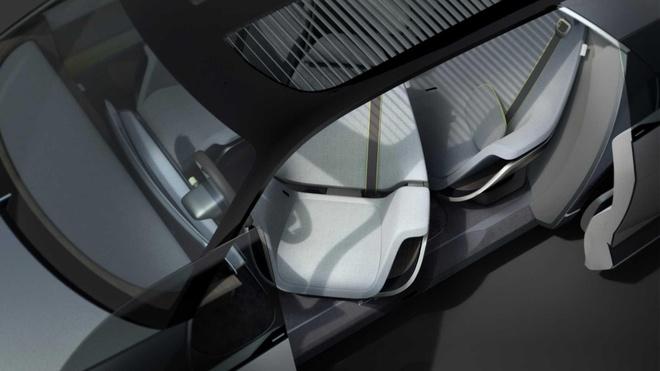 Hyundai trinh dien concept xe dien tuong lai, lay cam hung tu qua khu hinh anh 8