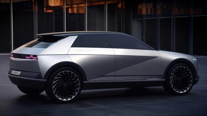 Hyundai trinh dien concept xe dien tuong lai, lay cam hung tu qua khu hinh anh 3