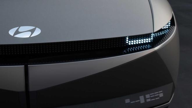 Hyundai trinh dien concept xe dien tuong lai, lay cam hung tu qua khu hinh anh 5