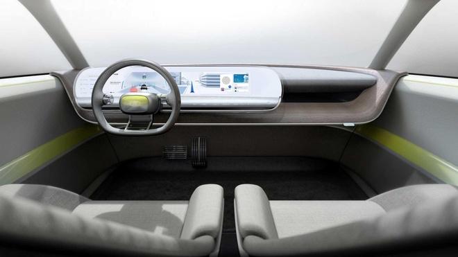 Hyundai trinh dien concept xe dien tuong lai, lay cam hung tu qua khu hinh anh 6