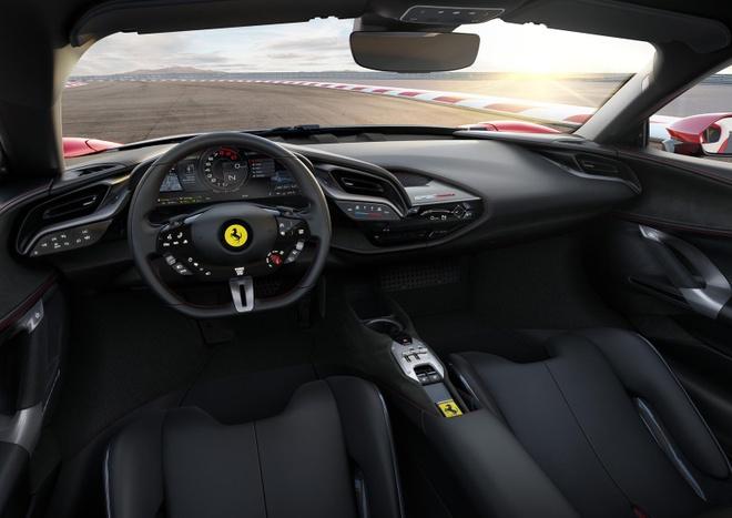 SUV dau tien cua Ferrari, doi thu dang gom cua Lamborghini Urus hinh anh 2