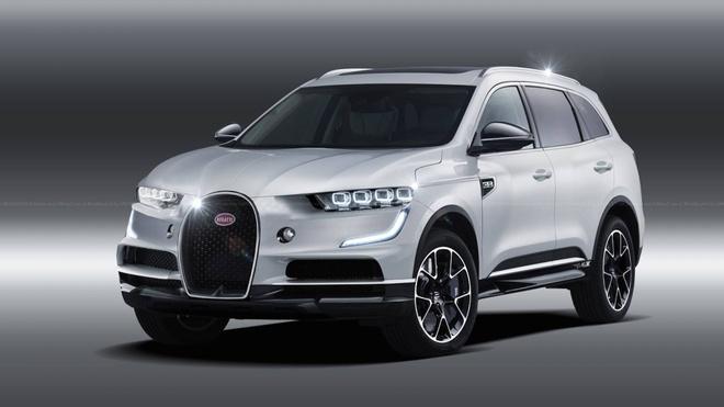 SUV moi cua Bugatti co gia tren 1 trieu USD anh 1