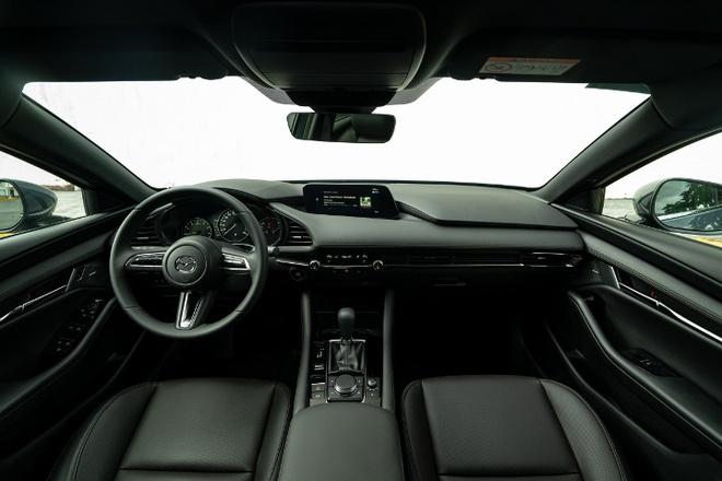 Mazda 3 2020 them trang bi an toan chu dong, ke ca ban tieu chuan hinh anh 4