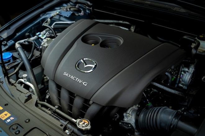 Mazda 3 2020 them trang bi an toan chu dong, ke ca ban tieu chuan hinh anh 5