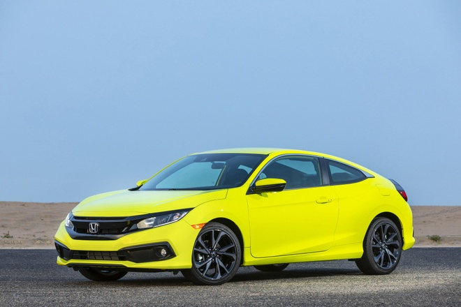 Honda Civic 2020 it nang cap, bat dau ban tai My tu 19.750 USD hinh anh 1