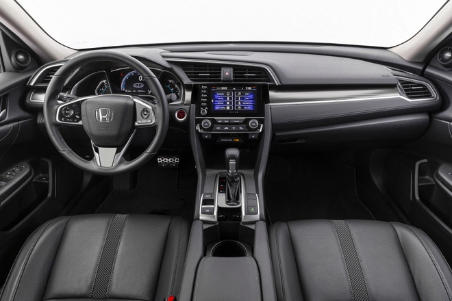 Honda Civic 2020 it nang cap, bat dau ban tai My tu 19.750 USD hinh anh 5