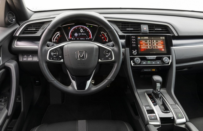 Honda Civic 2020 it nang cap, bat dau ban tai My tu 19.750 USD hinh anh 6