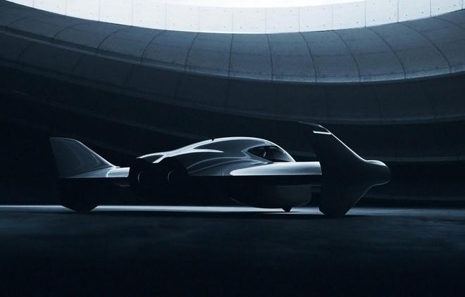 Porsche va Boeing phat trien xe bay anh 2
