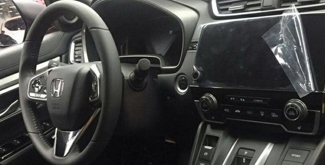 SUV moi Honda Breeze 2020 ra mat - lai giua CR-V va Accord hinh anh 4